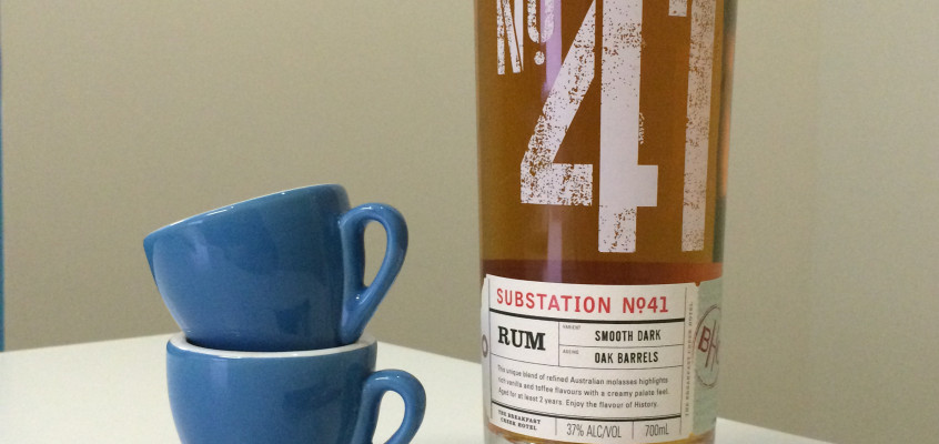 Substation No. 41 Rum Review