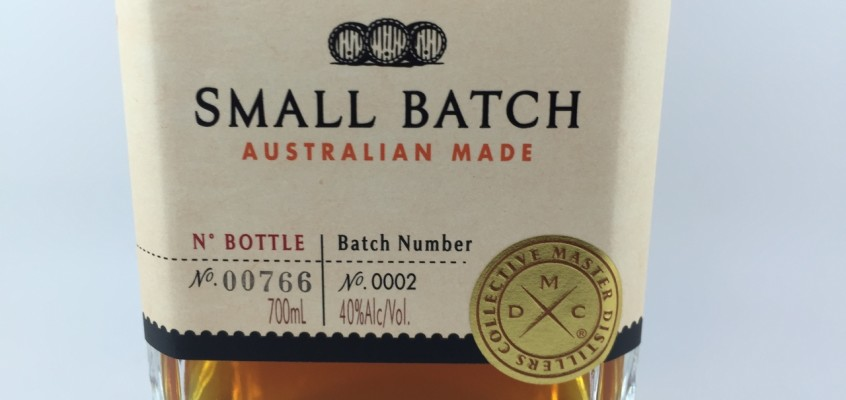 Bundaberg Master Distillers' Collection Small Batch Rum Review